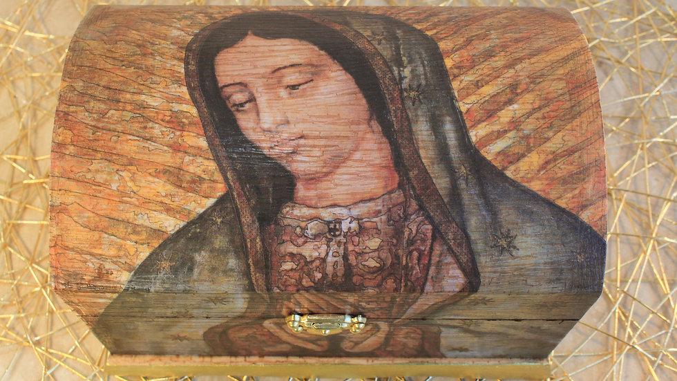 Baúl Vírgen de Guadalupe