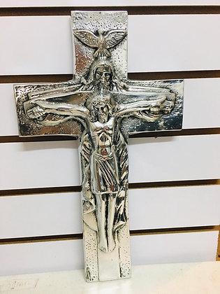 Cruz Trinitaria Pewter