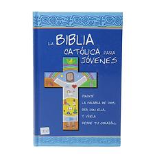 Biblia para jóvenes de pasta dura