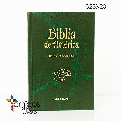 Biblia de América