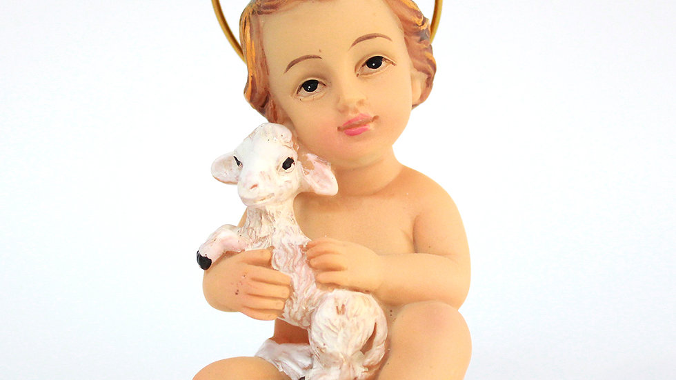 Niño Dios con Borreguito