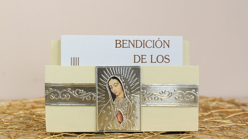 Bendición de los Alimentos Virgen de Guadalupe