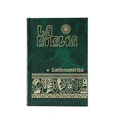 Biblia latinoamericana grande