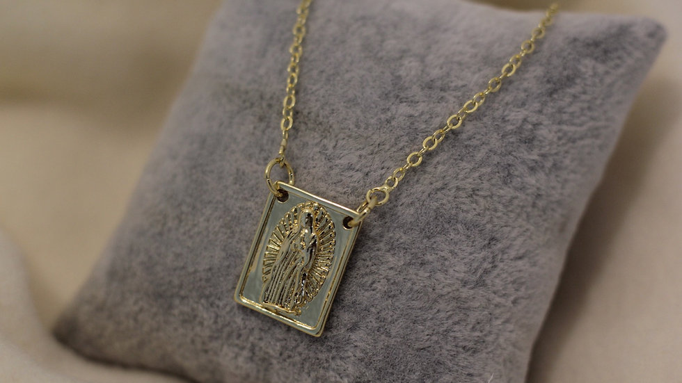 Gargantilla Virgen De Guadalupe