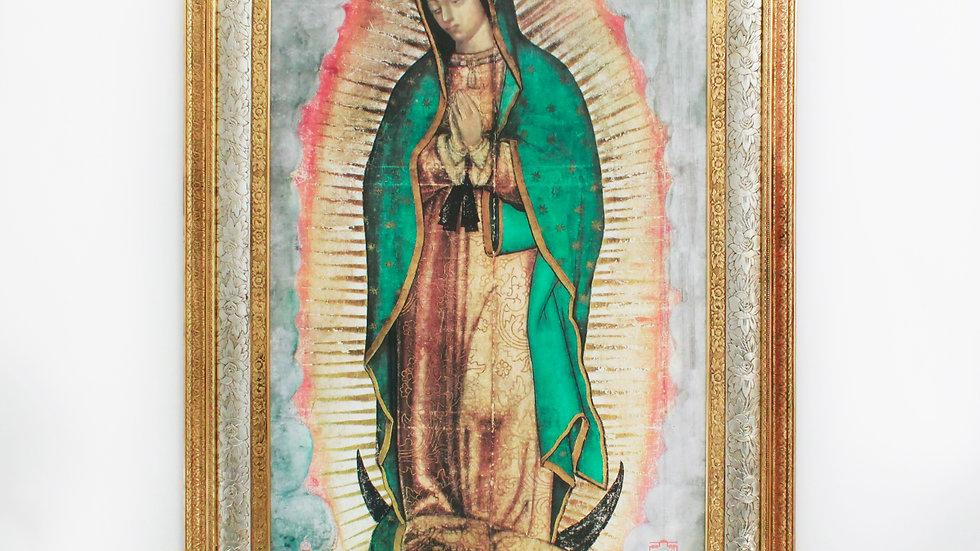 Cuadro Virgen de Guadalupe