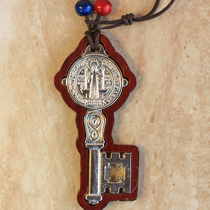 Llave Decorativa San Benito