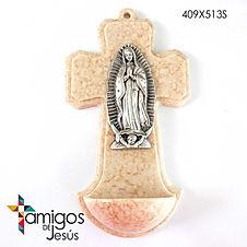 Aguabenditero Virgen de Guadalupe