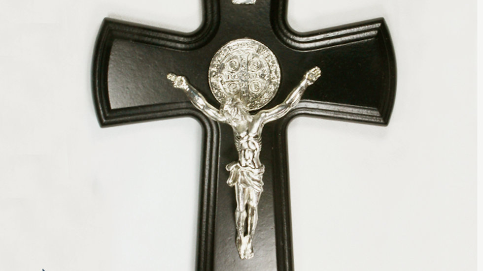Cruz San Benito plata