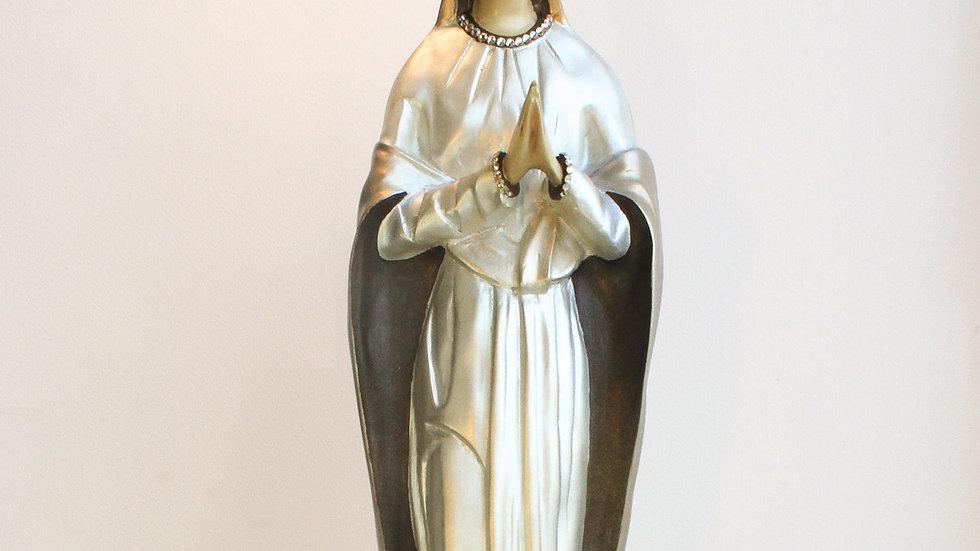 Virgen Purísima con Cristalería Swarovski