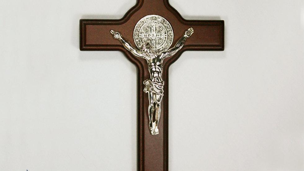 Cruz SB Cristo plateado