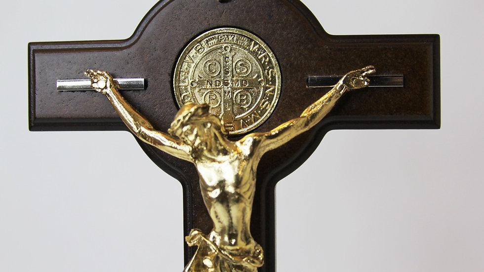 Cruz Recta Con Cristo