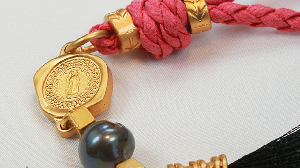 Collar Doble virgen de Guadalupe