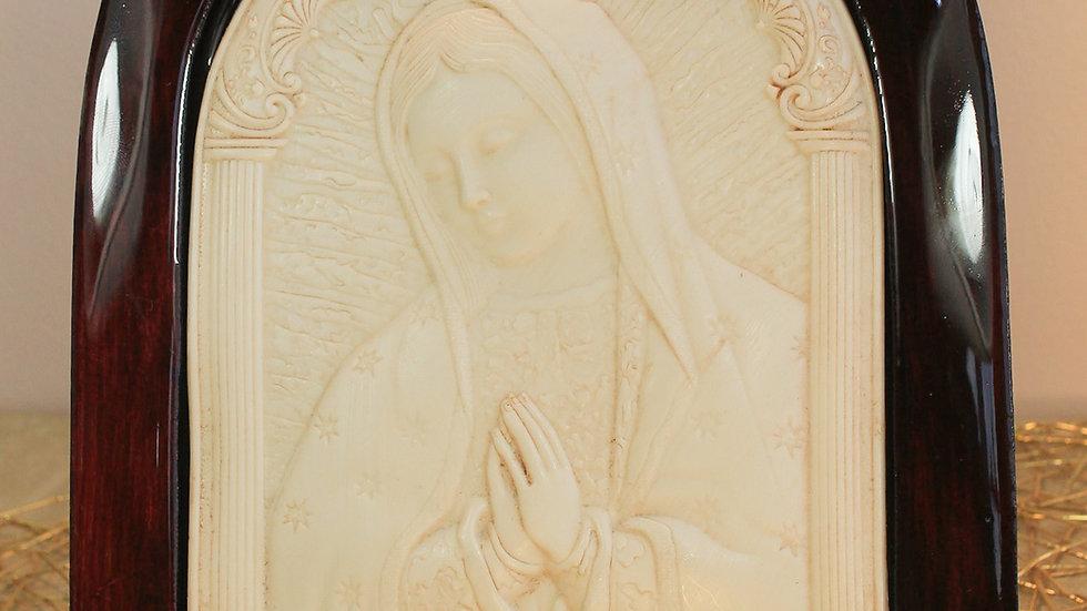 Retablo de la Vírgen de Guadalupe