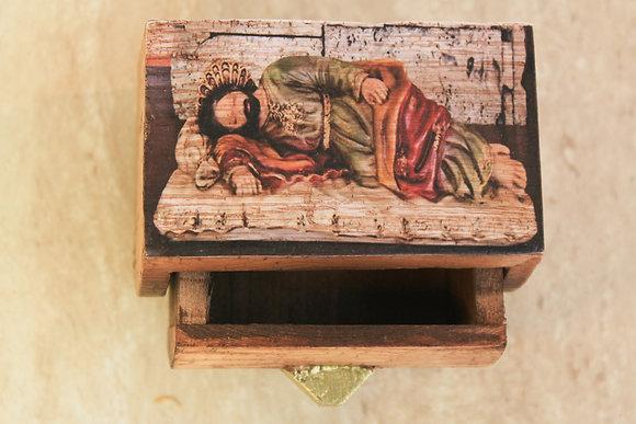 Buró Devocionario San José Dormido