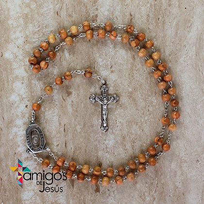 Rosario Virgen de Lourdes
