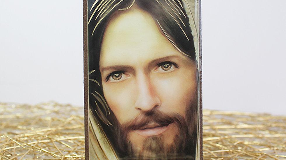 Retablo Chico Rostro de Jesús