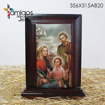 Retablo Sagrada Familia