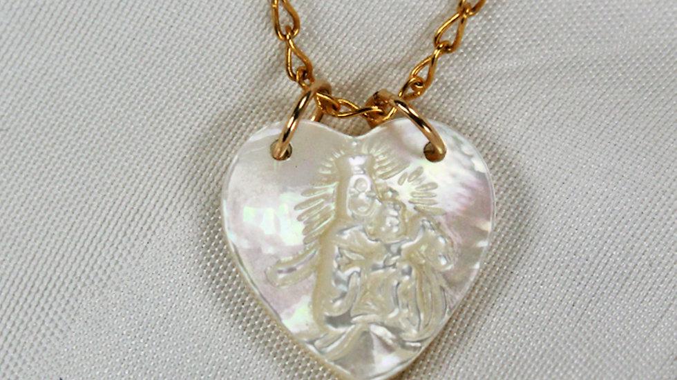 Collar Virgen del Carmen