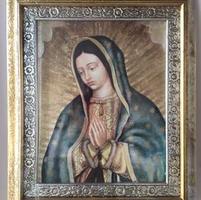 Santo Rosario a la Virgen De Guadalupe