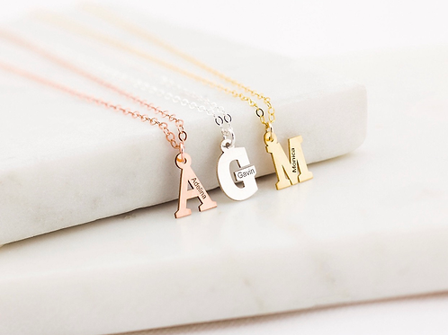 Intial Name Chain