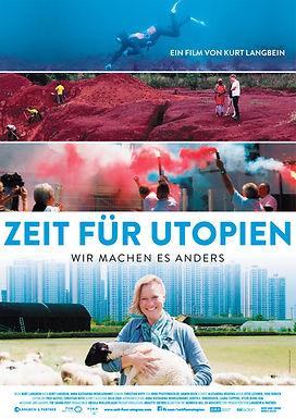 ZEIT FÜR UTOPIEN – Ein Film von Kurt Langbein