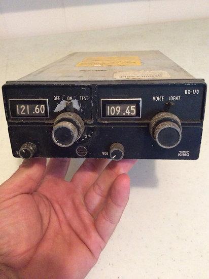 King NAV COMM KX-170