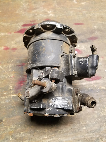 Bendix fuel pump