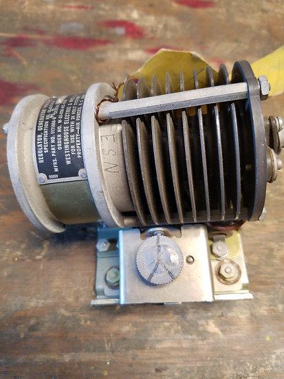 aircraft voltage regulator