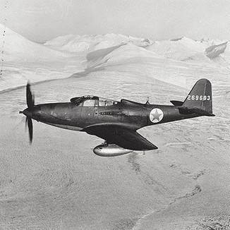 Bell P-63A Kingcobra