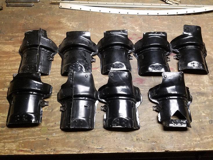 Vedeneyev M14 engine baffles