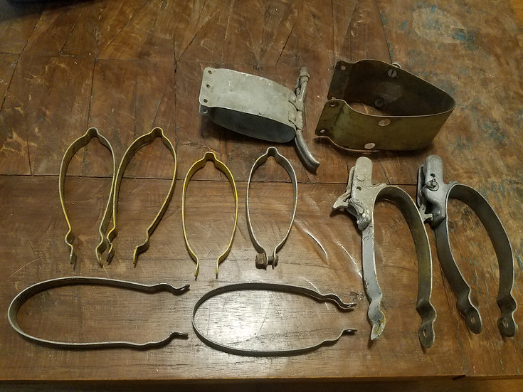 Boeing Stearman PT-17 strut clamp lot