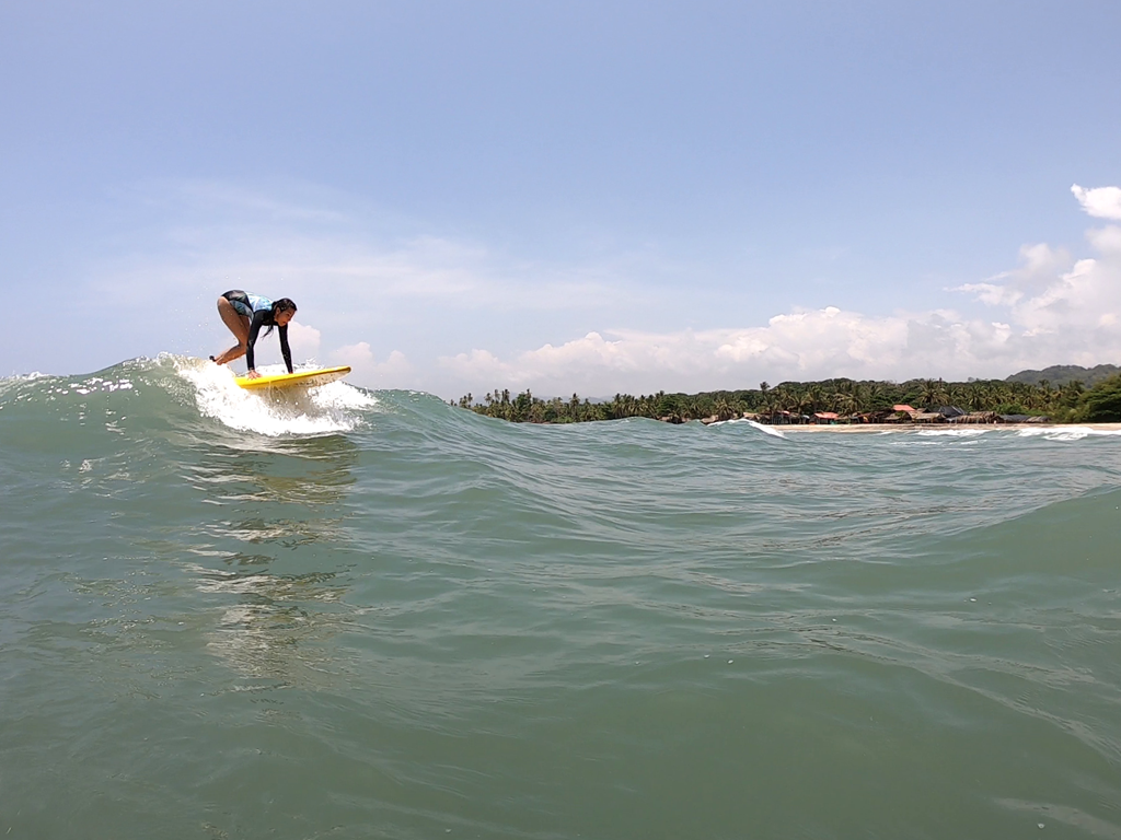 Tayrona Surf Camp | Beginners | Newtours Colombia