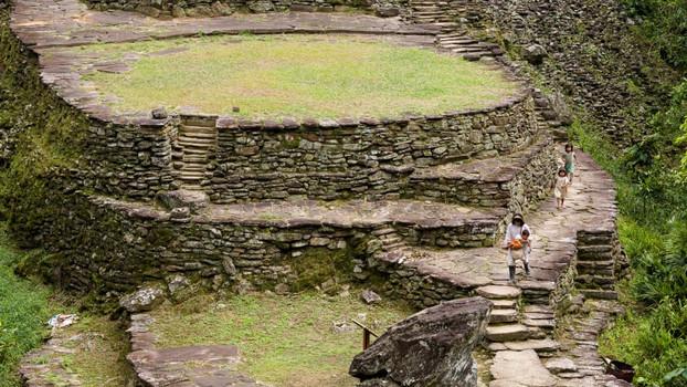 Ciudad Perdida   Travel Modules   Newtours Colombia