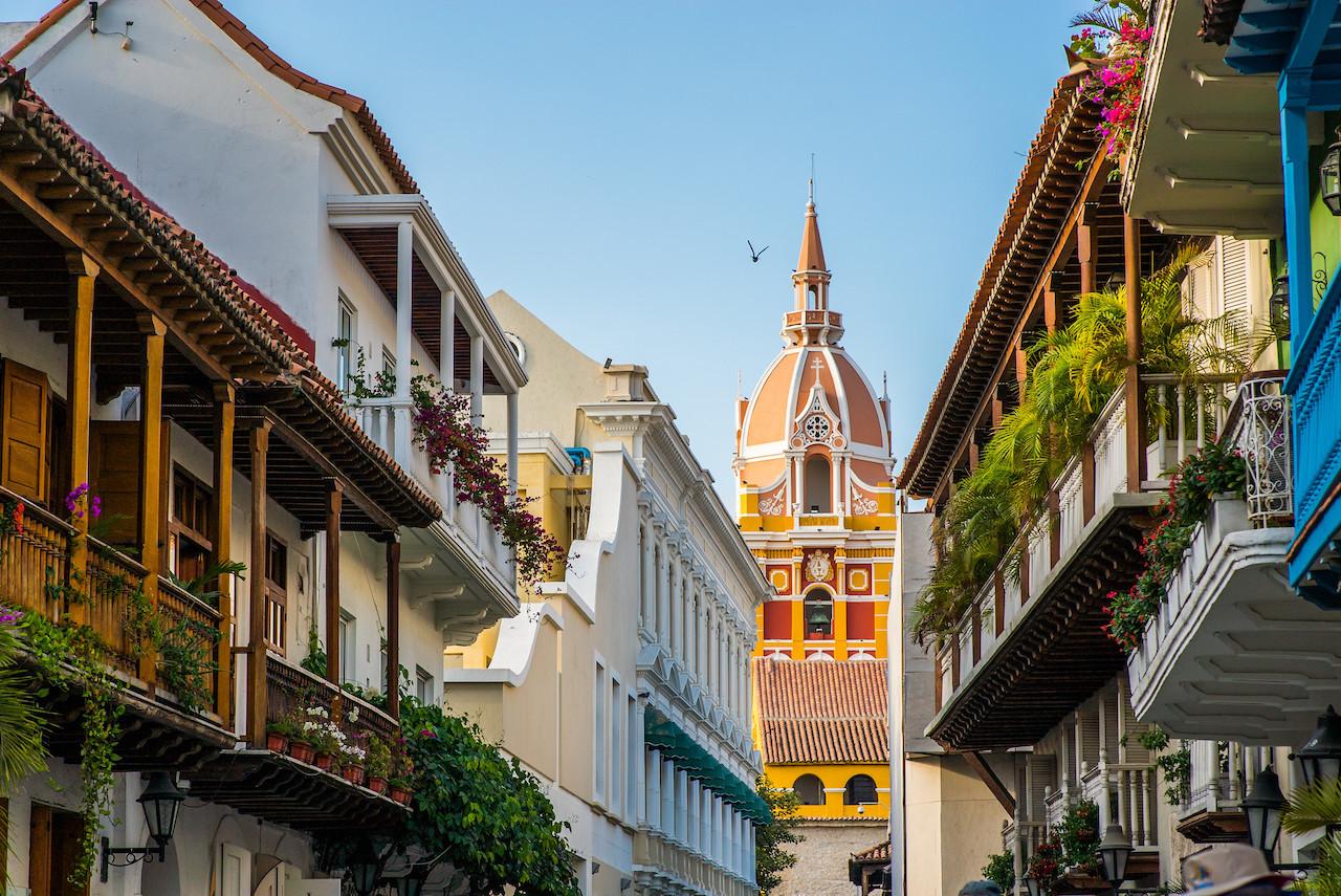 Cartagena de Indias City Tour