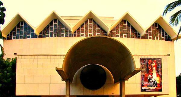 Teatro Amira de la Rosa Barranquilla (Co