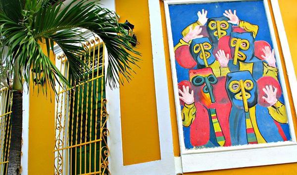 Z Carnaval la Casa Barrio Abajo Barranqu