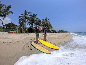 Tayron Surf Camp | Beginners | Newtours Colombia