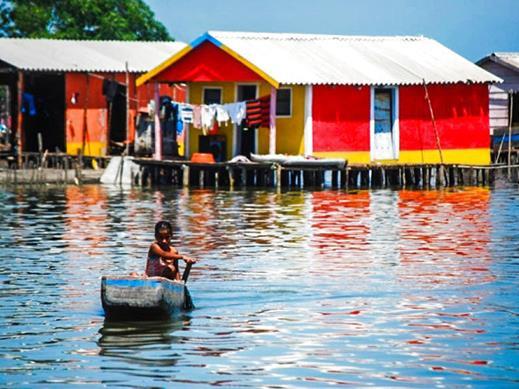 Nature Reserve Cienaga Grande   Barranquilla Daytours   Newtours Colombia