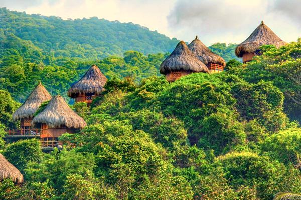 Tayrona National Park   Daytours   Newtours Colombia