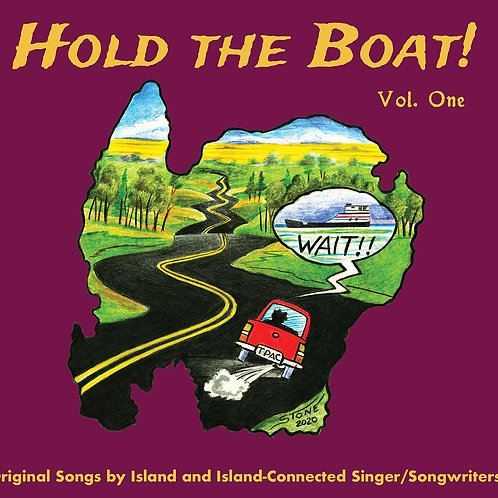 HOLD THE BOAT Vol. 1