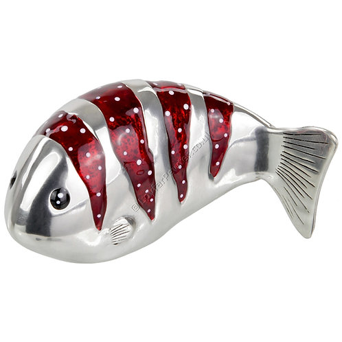 Paperweight - Striped Fish