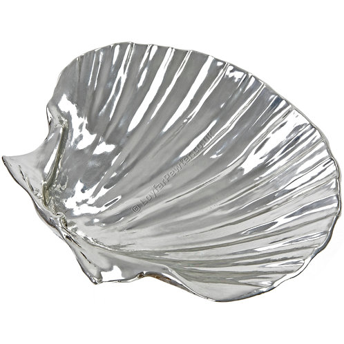 Jewellery Tray - Clam Shell