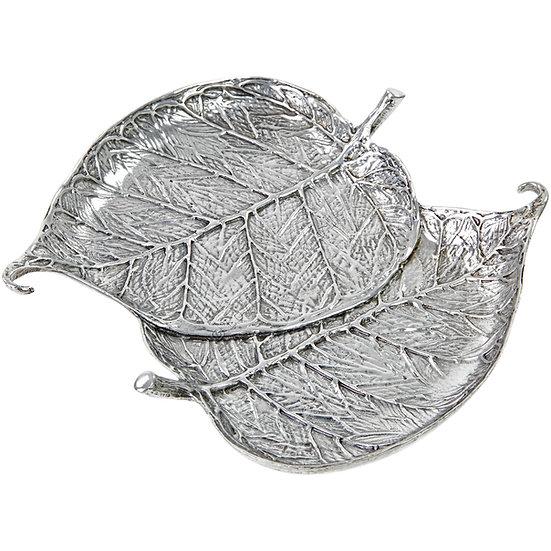Jewellery Tray - Bo Leaf, Double