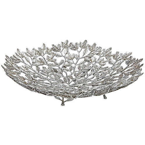 Bowl - Walnut Leaves, Large