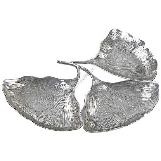 Jewellery Tray - Three Ginkgo Leaves