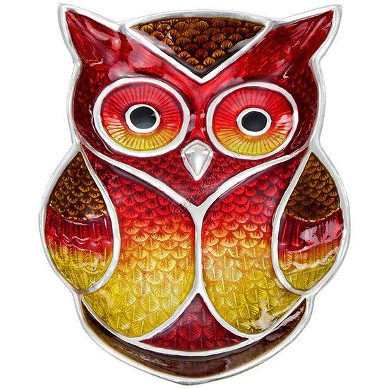 Jewellery Tray - Owl