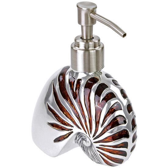 Soap Pump - Nautilus, Brown