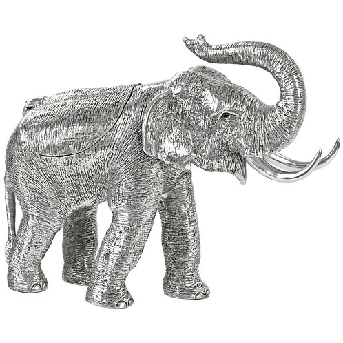 Trinket Box - Raja Elephant