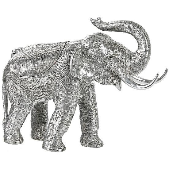 Trinket Box - Raja Elephant
