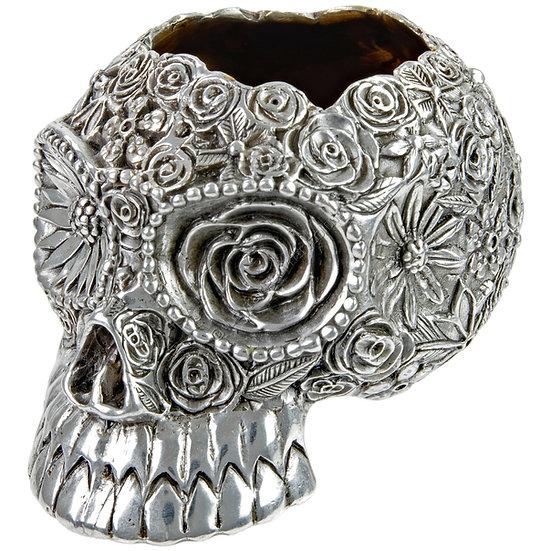 Pot - Skull